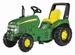 Rolly-Toys - John Deere X-Trac - Tracteur - 3 a 10 ans  ca 110 - 140 cm