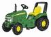 Rolly Toys - John Deere X-trac - traptractor - 4 - 10 jaar  ca 110 - 140 cm