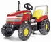Rolly Toys - X-Trac RTX - Tracteur a Pedales  ca 110 - 140 cm