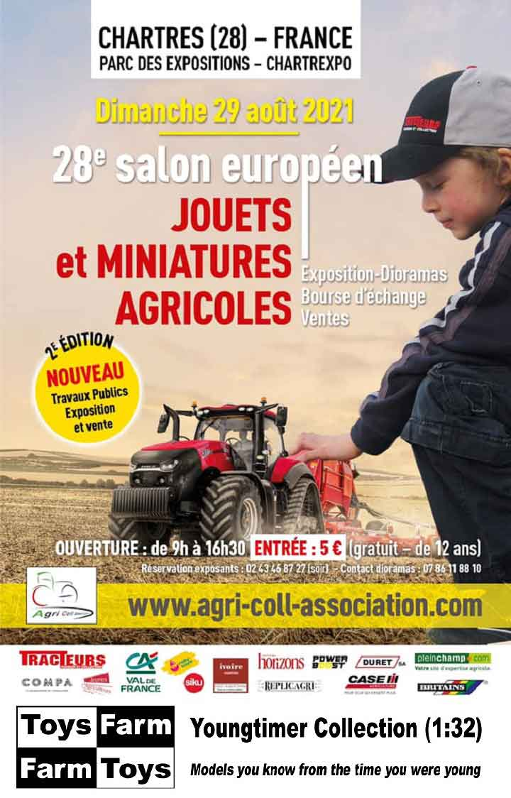 Chartres Farmmodel Show- August 29, 2021