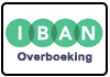 IBAN Bankvoerschrijving